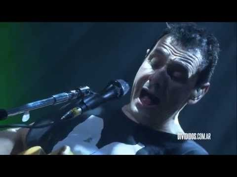 El Show de Divididos en el Luna Park Completo en Youtube | Por Que No Puedo Ser Del Jet Set?
