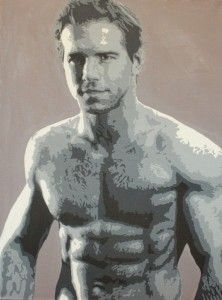 'Ryan Reynolds' by Kevin Miller