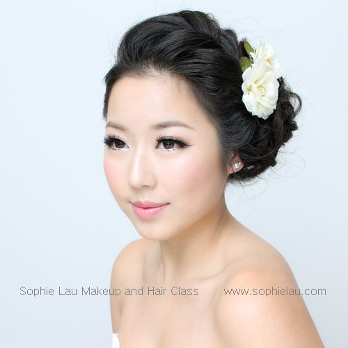 explore asian bridal makeup