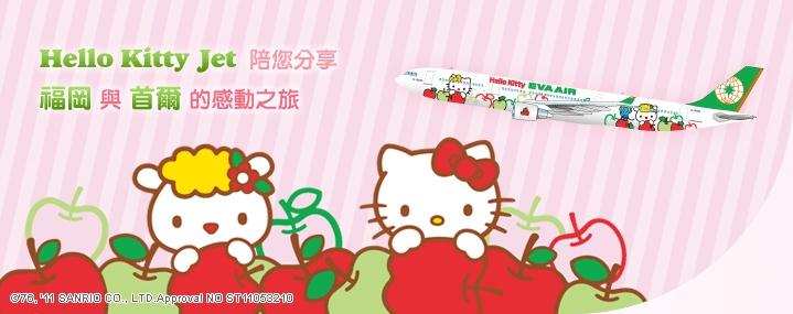 Hello Kitty Jet!!