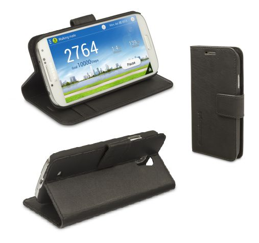Luxury for less is what we are all about! Take a look at this stylish Copenhagen wallet folio in pure leather. With this cover, your Samsung Galaxy S4 will get the right protection. For more information check out our website at www.dbramante1928.com.