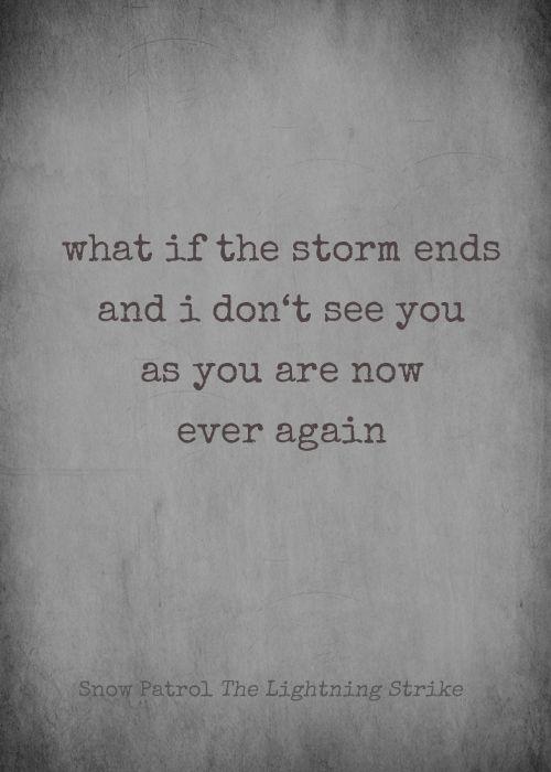 Snow Patrol - The Lightning Strike Lyrics. A lot of people donu0027t know & 52 best Snow Patrol images on Pinterest | Snow patrol Lightning ... azcodes.com