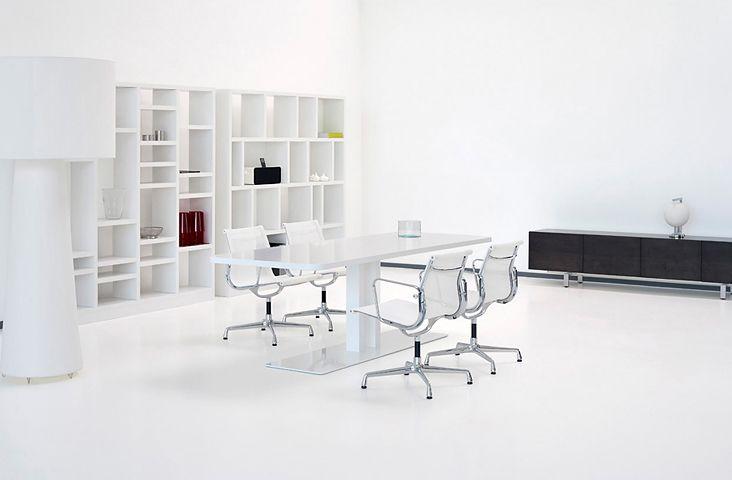 #Twinform #Tpillar #Vergadertafel #werkplek #overleg #office #kantoor