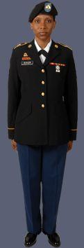 Class A Female Junior Enlisted Uniform