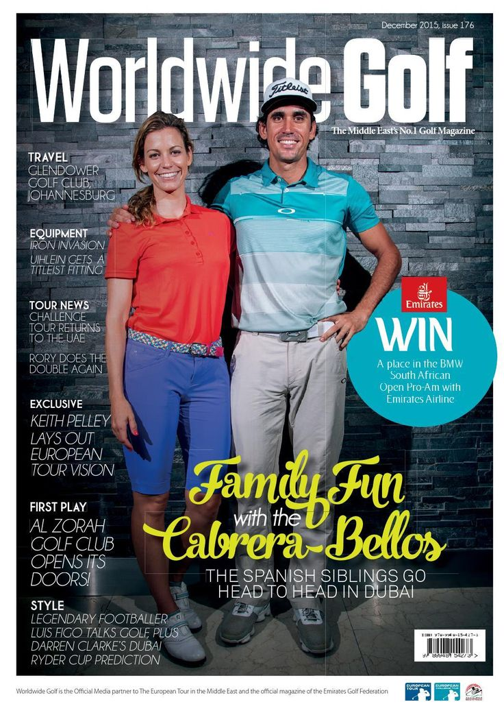 #ClippedOnIssuu from Worldwide Golf December 2015