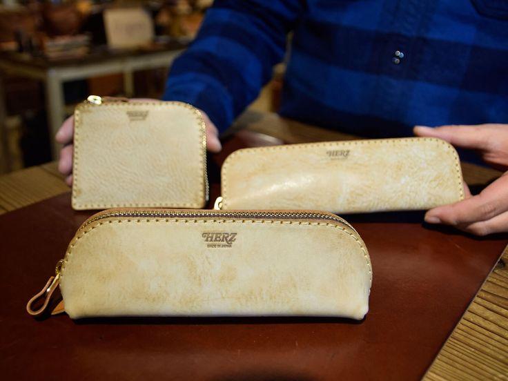 名古屋店一周年記念!イタリア革のアラスカを使った特別仕様 Vol.2