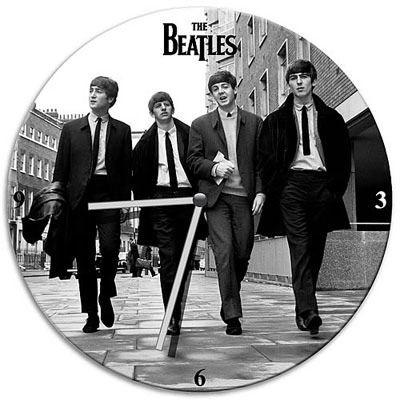 Beatles Merchandise Store - Beatles clocks