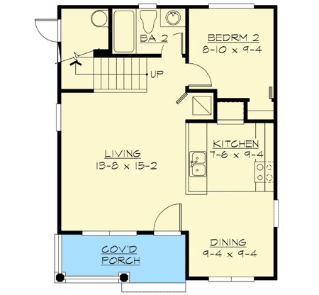 133 best House Plans - in-law suite/apartment images on Pinterest ...