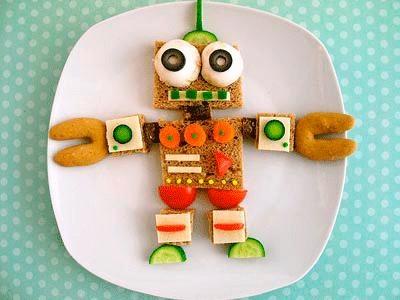A table !: Des recettes rigolotes qui vont lépater ! - Recettes enfants - Enfant.com