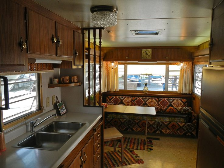 5134 Best Images About Vintage Trailers On Pinterest