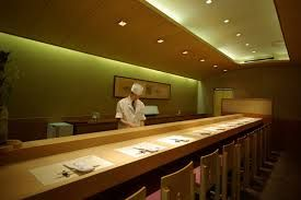 beautiful restaurant with local cuisine of Kyoto