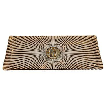 Check out this item at One Kings Lane! George Briard Mid-Century Modern Platter