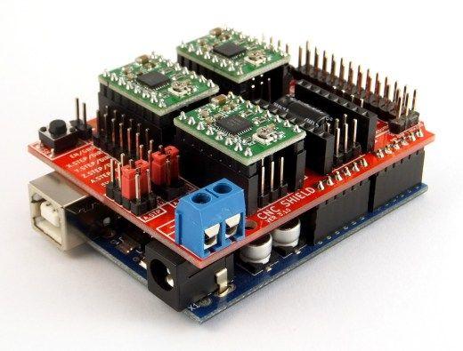 Best ideas about arduino cnc on pinterest detail
