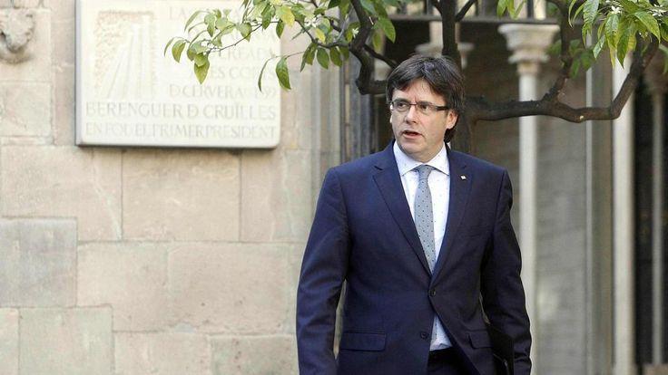 Puigdemont garanteix que el referèndum es celebrarà el 2017 indefectiblement