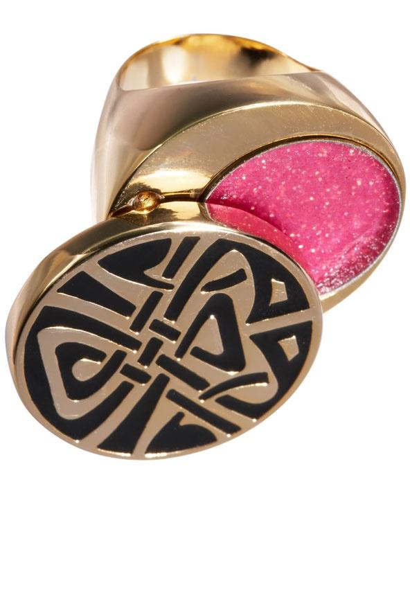 Biba Lipgloss Ring