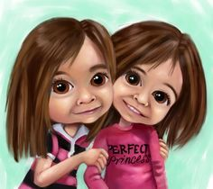 Brooke Knight Illustrations: Sisters