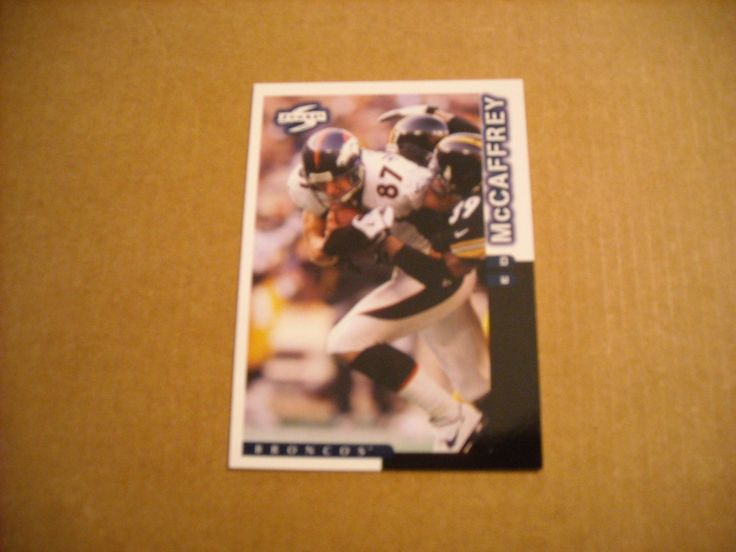 Ed McCaffrey Denver Broncos WR Card No. 95 - 1998 Score Football Card for sale at Wenzel Thrifty Nickel ecrater store