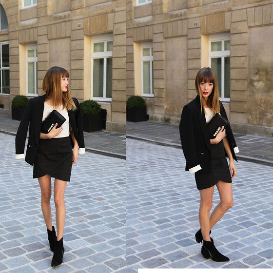 More looks by Marie Gm instagram @intoyourcloset: http://lb.nu/intoyourcloset  #chic #classic #elegant