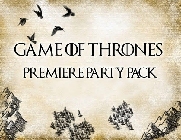 169 best party ideas game of thrones decor images on for Game of thrones birthday party