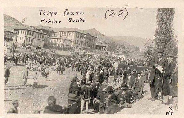 Tosya Pirinç Pazarı, 1934