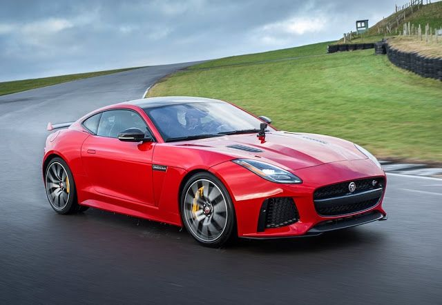 AutoLibs  - 2018 Jaguar F-Type  - The new Jaguar F-Type range offers even more driver-focused technology and a broader model range than e...