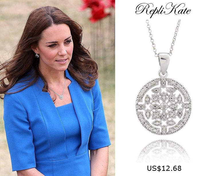 RepliKate of Mappin & Webb Empress necklace