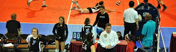 USA Volleyball Referee Training & Education: Junior Training Materials