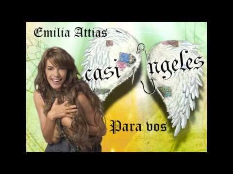 ▶ Emilia Attias - Para vos - YouTube