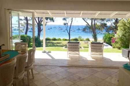 Check out this awesome listing on Airbnb: The Beach House @ Callala Bay - Houses for Rent in Callala Bay