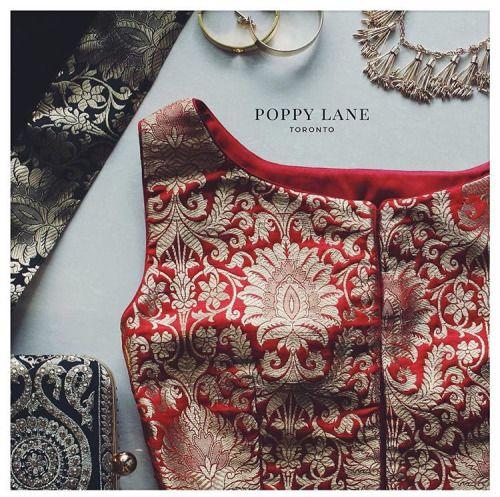 solah-shringar: Poppy Lane