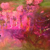"""Floralia"" by Carol Hazel on InteractiveArts.com.au $1495"