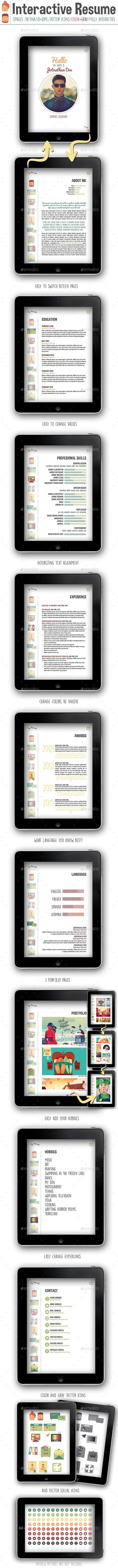 best ideas about cv pdf format lettre de interactive resume pdf