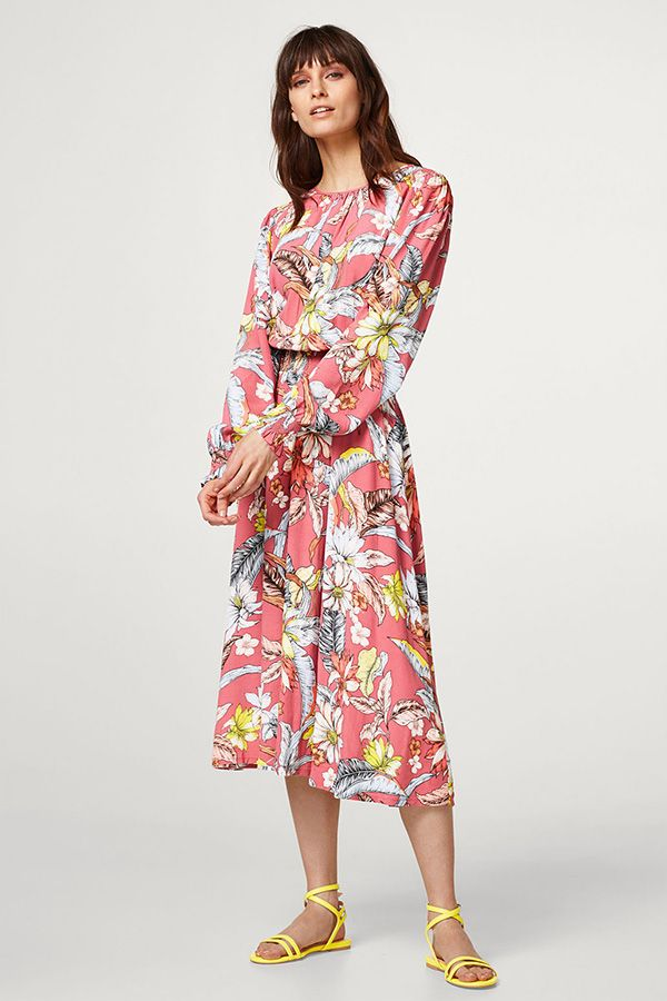 dbc3cc30ceeb esprit  floral  dress