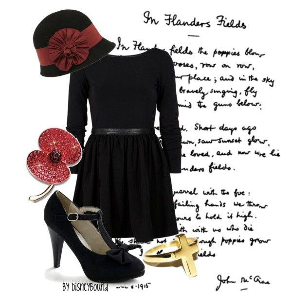 """""""Remembrance Day"""" by lalakay on Polyvore"""