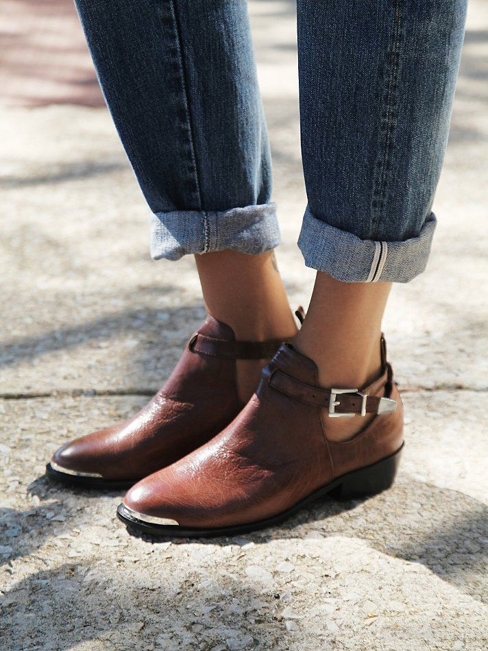 Sol Sana Jardin Ankle Boot at Free People Clothing Boutique