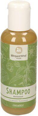 Wegwartehof Shampoo Biologico al Latte di Cavalla & Ortica, 150 ml | Ecco Verde