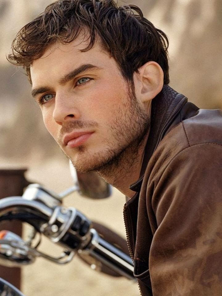 Ian Somerhalder at age 21 good lawd                                                                                                                                                                                 More