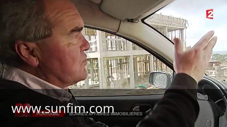 News reportage sur l'immobilier au PORTUGAL  Découvrez ce reportage sur l'immobilier au PORTUGAL à PRIX CASSE - exonération fiscale de 100 % pour un francais s'installant au PORTUGAL (retrai... http://showbizlikes.com/reportage-sur-limmobilier-au-portugal/