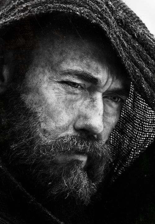 Kevin Durand plays the mysterious stranger Harbard | Vikings
