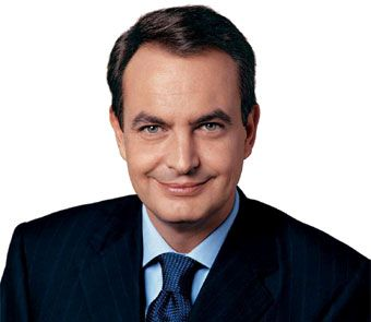 Spanish politician Jose Luis Rodríguez Zapatero (PSOE).  Loved, in the TVE news, his deep, profound voice...