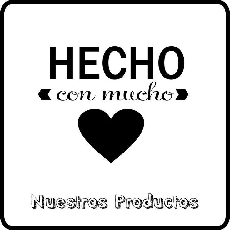 Hecho con Mucho Amor!