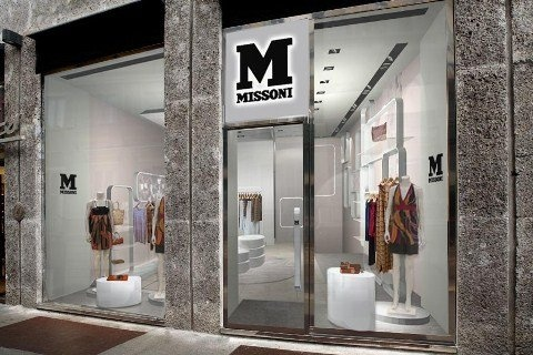 M Missoni concept store now on fashionoodles.wordpress.com