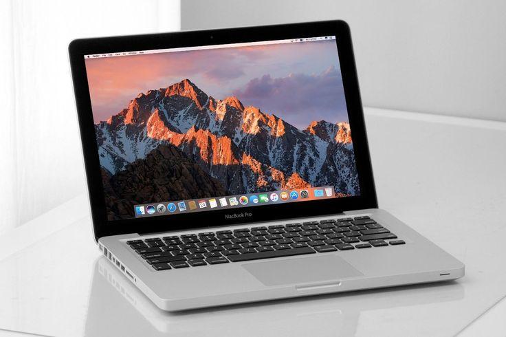 "VERY NICE 13"" Apple MacBook Pro Laptop 2.3 - 2.9GHz Core i5 500GB HDD 4GB RAM"
