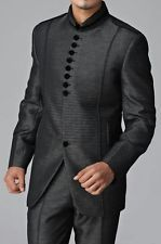 NEW MENS FESHION SLIM FIT  PARTY WEAR COAT AND TROUSER  TUXEDO COAT PANT MEN SUI