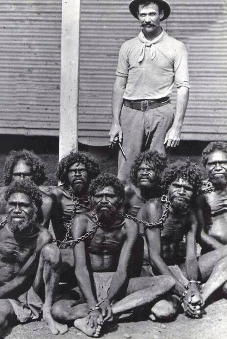 O imperialismo britânico - Nova Guiné (1908)