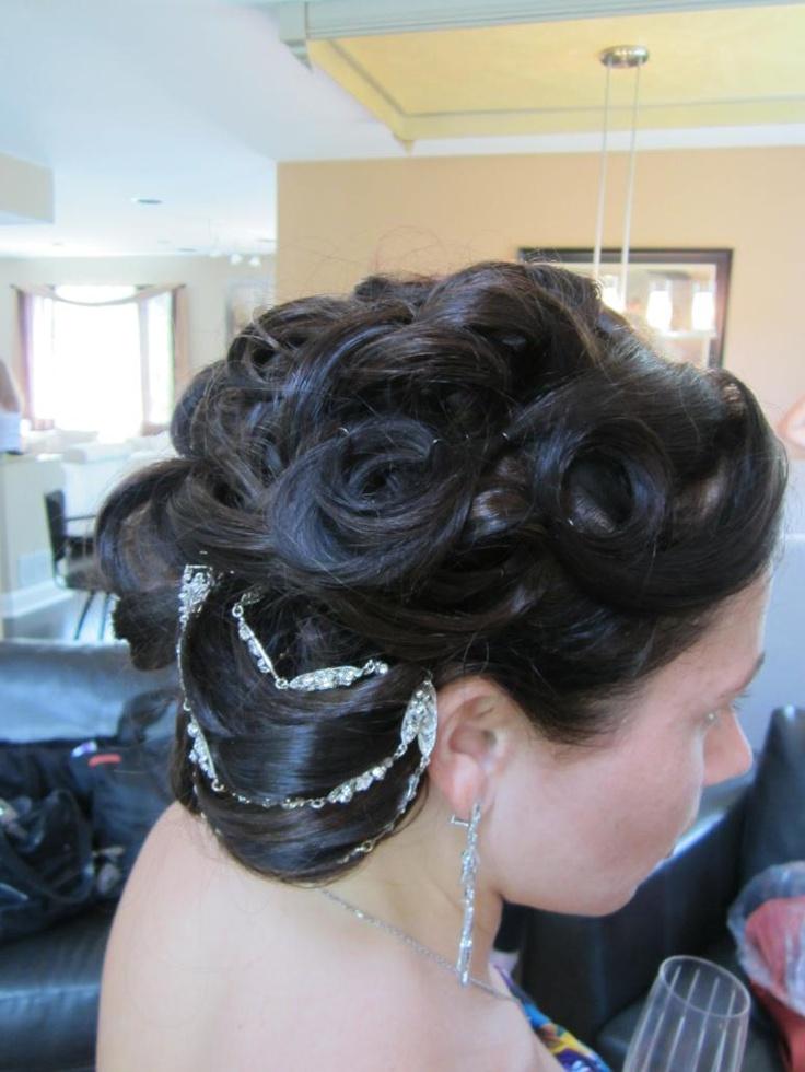 Gorgeous wedding hair! One of my favs! www.opulentbrides.net