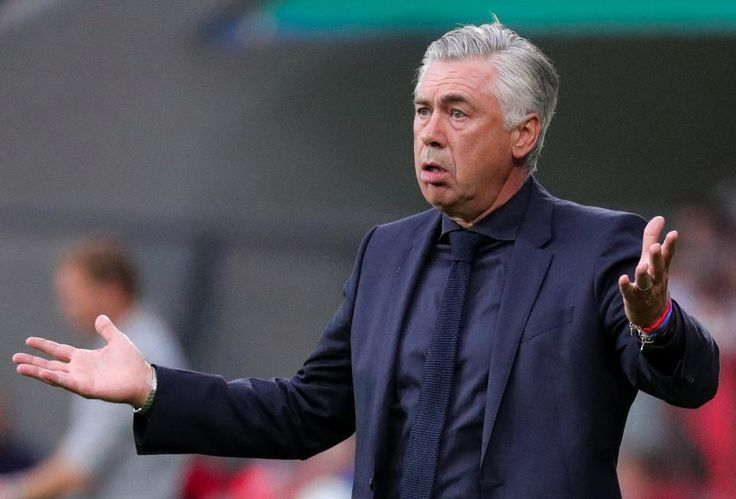 ACCORDING to a source close to him,Carlo Ancelotti has signed a pre-season agreement with a chinese club and could be gone in January!