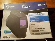 Miller Digital Elite Series weld helmet black 257213