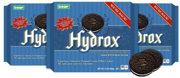 Hydrox cookies are returning to store shelves