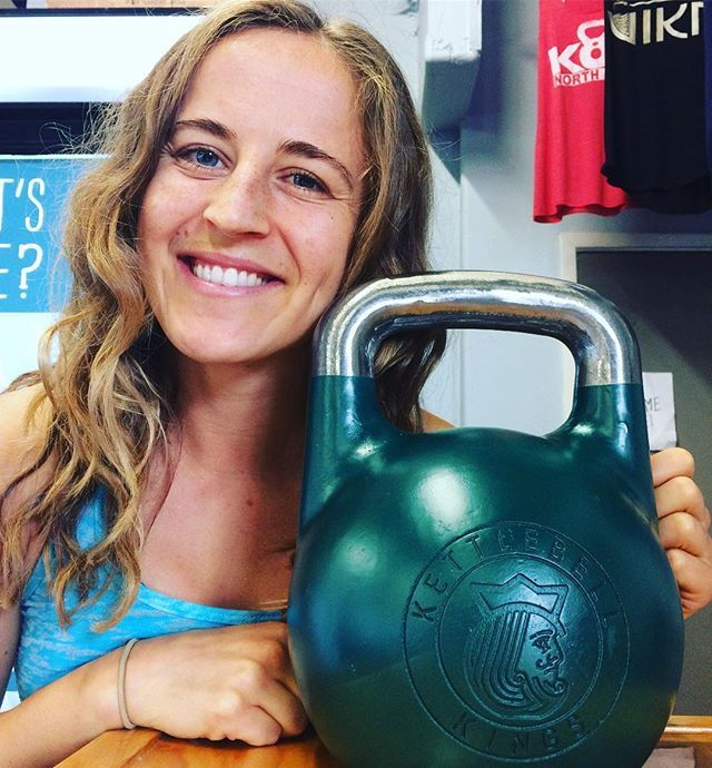 The Queens' | Competition Kettlebells Set